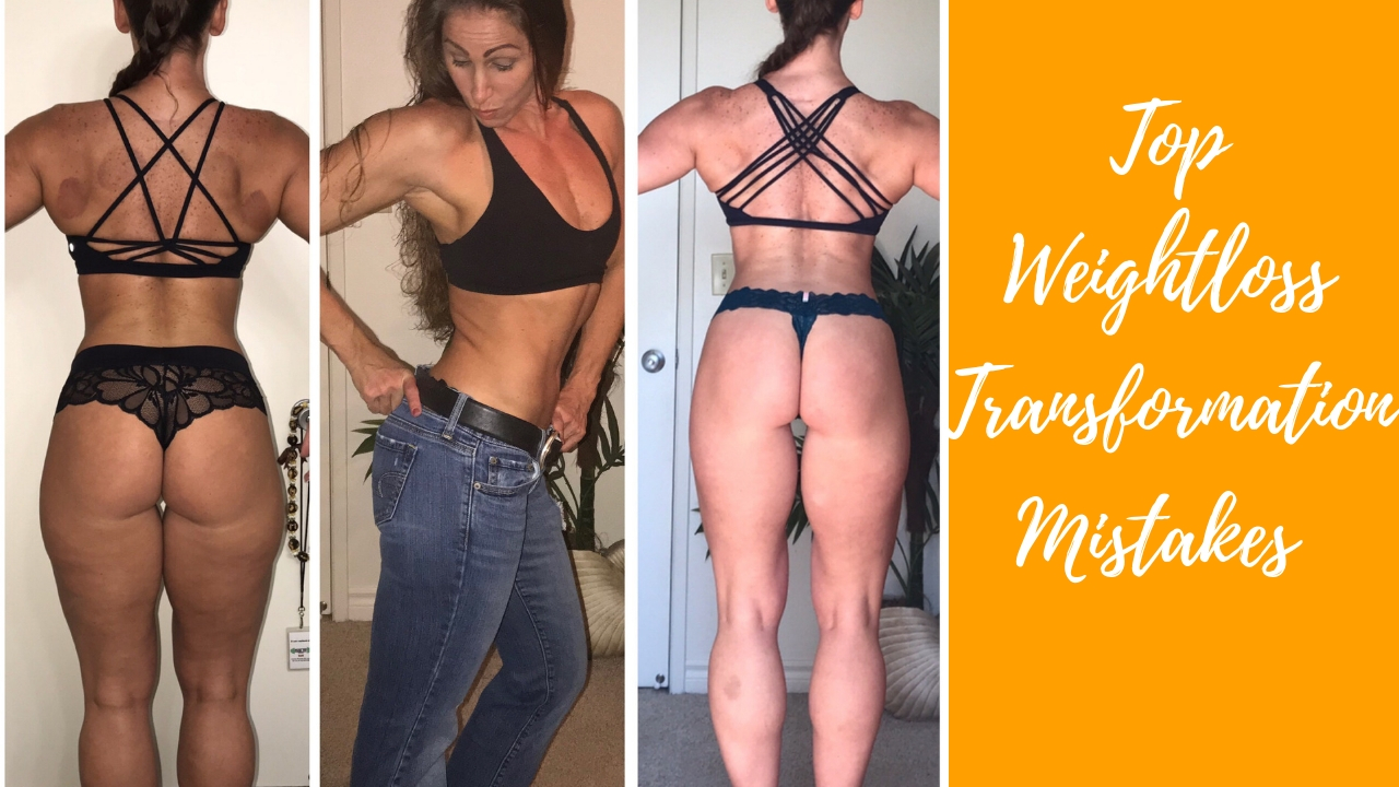 Kelly's glute transformation