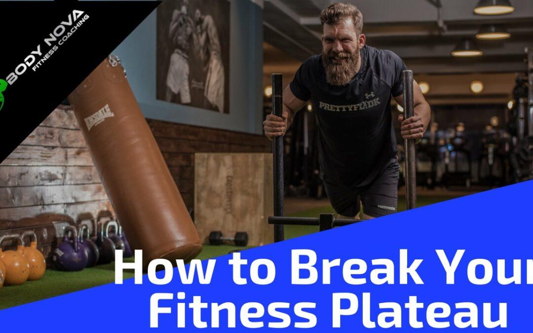 Plateau Breaking Strategies